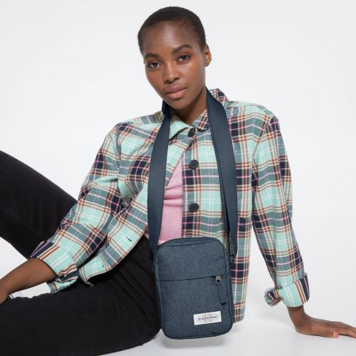 The One Muted Blue Shoulderbags by Eastpak - view 2