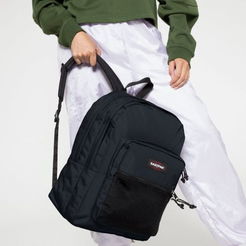 Pinnacle Cloud Navy Backpacks by Eastpak - view 2