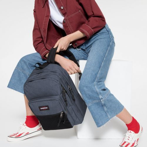 Pinnacle Crafty Jeans Backpacks by Eastpak - view 2