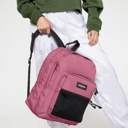 Pinnacle Salty Pink Backpacks by Eastpak - view 2