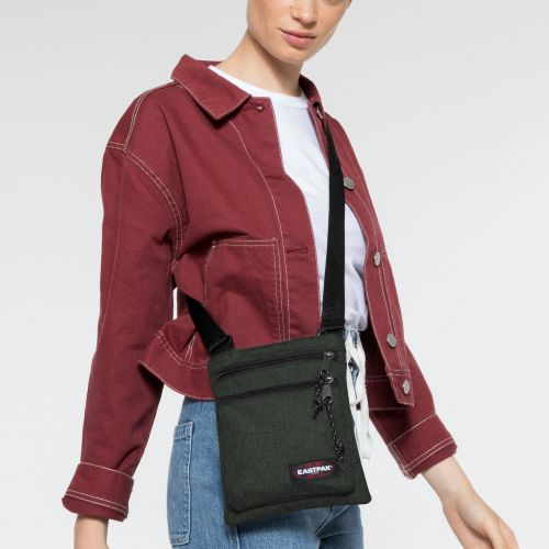 Rusher Crafty Moss Shoulderbags by Eastpak - view 2