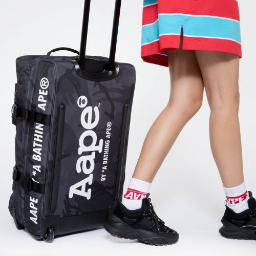 AAPE Tranverz M Black Camo Luggage by Eastpak - view 2