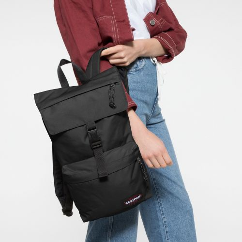 Topher Black Backpacks by Eastpak - view 2