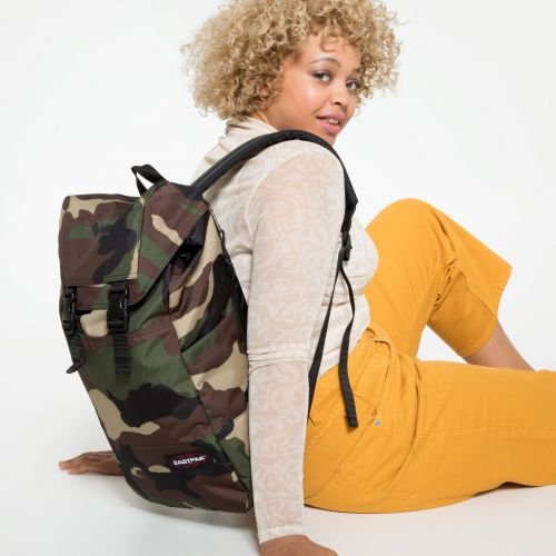 Bust Camo Backpacks by Eastpak - view 2