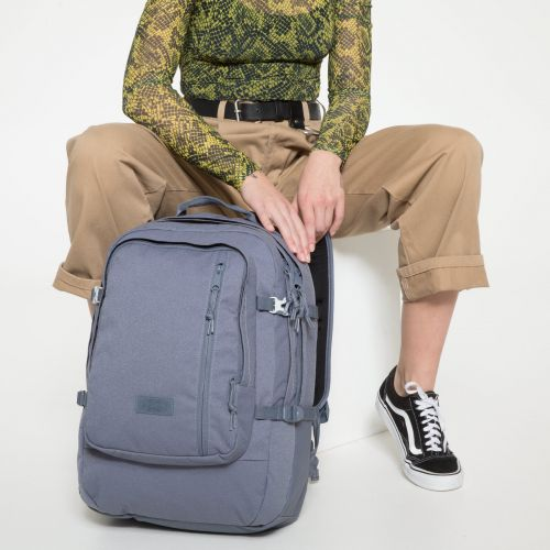 Volker Accent Grey Backpacks by Eastpak - view 2