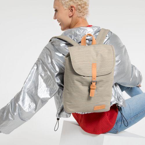 Casyl Stripe Backpacks by Eastpak - view 2