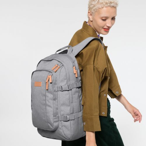 Evanz Sunday Grey Backpacks by Eastpak - view 2