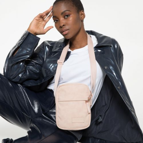The One W Super Fashion Pink Shoulderbags by Eastpak - view 2
