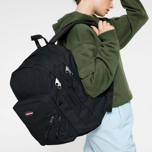 Pinnacle L Cloud Navy Backpacks by Eastpak - view 2