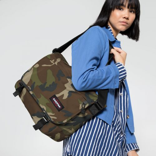 Delegate + Camo Shoulderbags by Eastpak - view 2