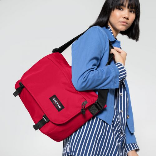 Delegate + Sailor Red Shoulderbags by Eastpak - view 2
