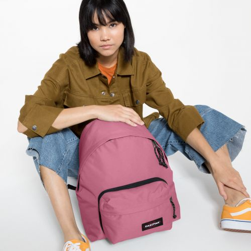 Padded Travell'r Salty Pink Backpacks by Eastpak - view 2