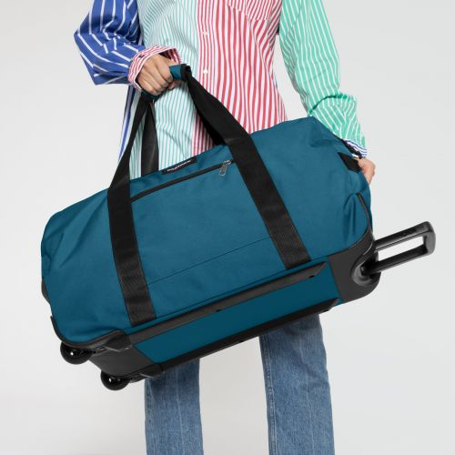 Container 65 + Horizon Blue Luggage by Eastpak - view 2