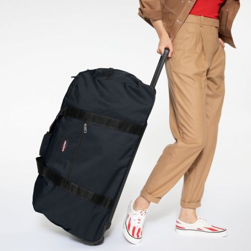 Container 85 + Cloud Navy Luggage by Eastpak - view 2