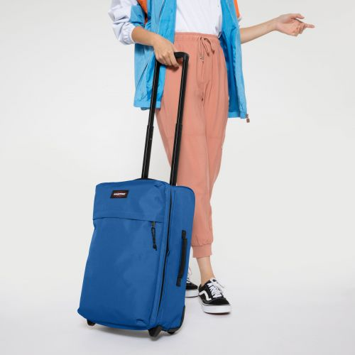 Traf'ik Light S Mediterranean Blue Luggage by Eastpak - view 2