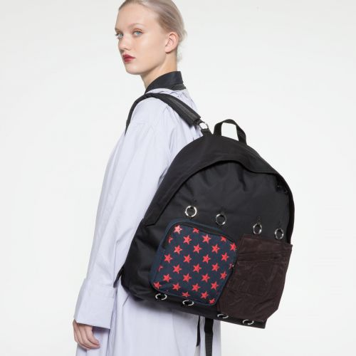 Raf Simons Padded Doubl'r Red Star by Eastpak - view 2