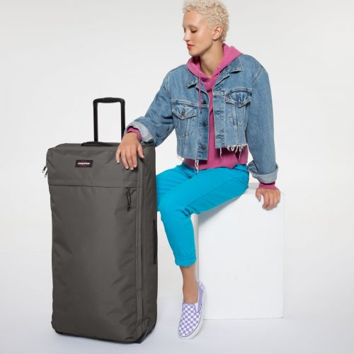Traf'ik Light L Whale Grey Luggage by Eastpak - view 2