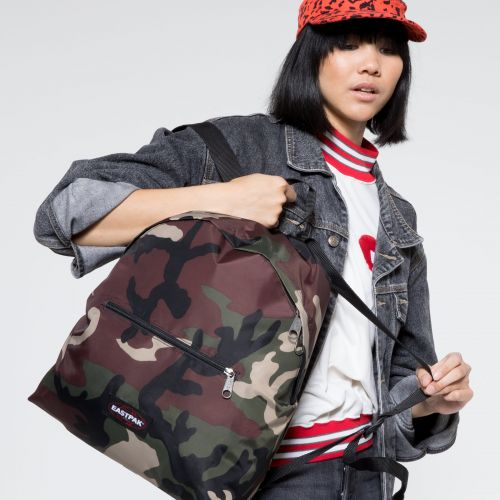 Padded Instant Camo Backpacks by Eastpak - view 2