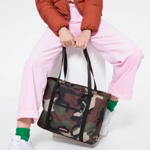 Kerr Instant Camo Shoulderbags by Eastpak - view 2