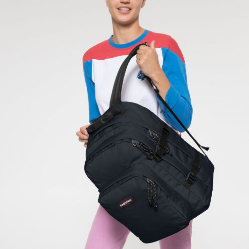Provider Cloud Navy Backpacks by Eastpak - view 2