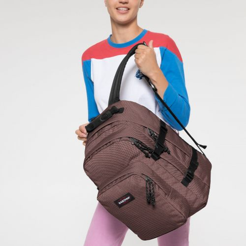 Provider Meshknit Pink Backpacks by Eastpak - view 2