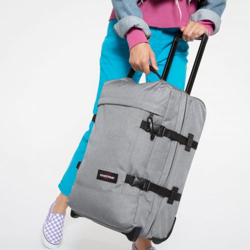 Tranverz S Sunday Grey Luggage by Eastpak - view 2