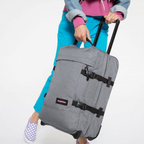 Tranverz S Melange Print V Luggage by Eastpak - view 2