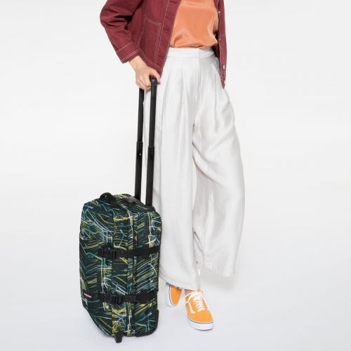 Tranverz S Blurred Lines Luggage by Eastpak - view 2