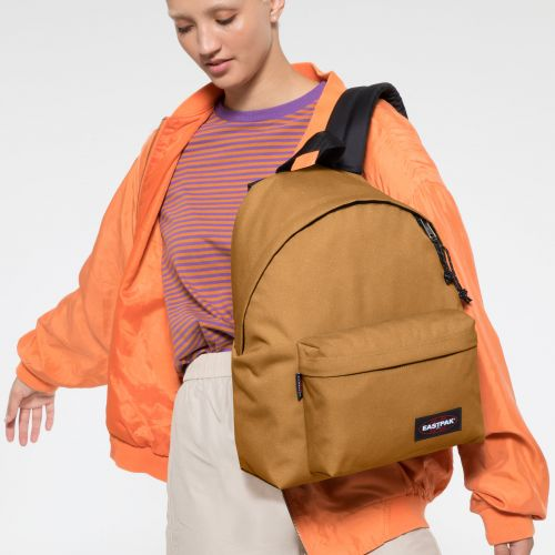 Padded Pak'r® Metallic Gold Backpacks by Eastpak - view 2
