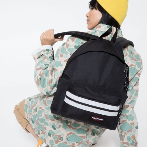 Padded Pak'r® Reflective Black Backpacks by Eastpak - view 2