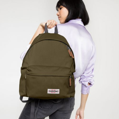 Padded Pak'r® Opgrade Green Backpacks by Eastpak - view 2