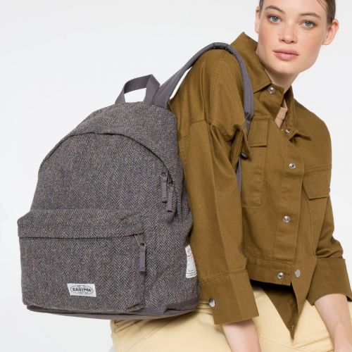 Harris Tweed Padded Pak'r® Herringbone S Backpacks by Eastpak - view 2