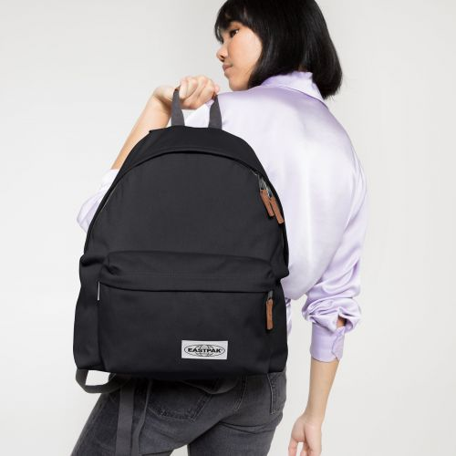 Padded Pak'r Opgrade Dark Backpacks by Eastpak - view 2