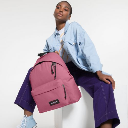 Padded Pak'r® Salty Pink Backpacks by Eastpak - view 2