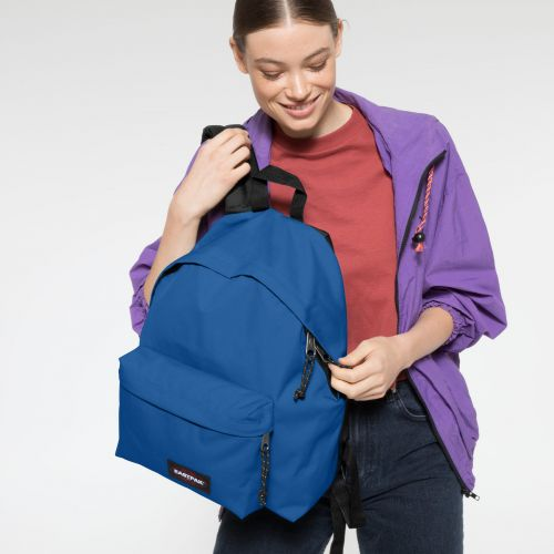 Padded Pak'r® Mediterranean Blue Backpacks by Eastpak - view 2