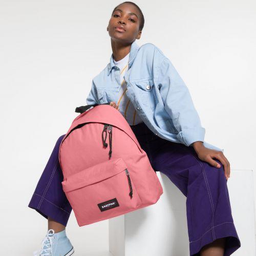 Padded Pak'r® Seashell Pink Backpacks by Eastpak - view 2