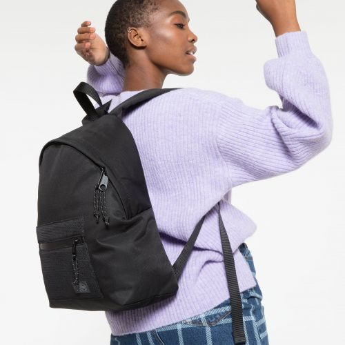 Padded Pak'r® Athmesh Black Backpacks by Eastpak - view 2