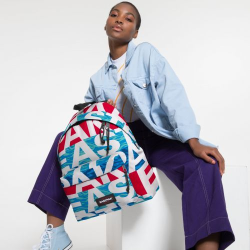 Padded Pak'r® Bold Wavy Backpacks by Eastpak - view 2