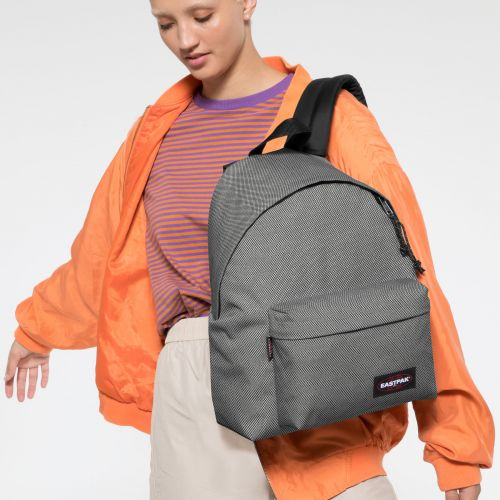 Padded Pak'r® Meshknit Black Backpacks by Eastpak - view 2