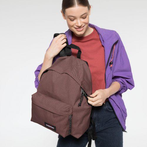 Padded Pak'r® Meshknit Pink Backpacks by Eastpak - view 2