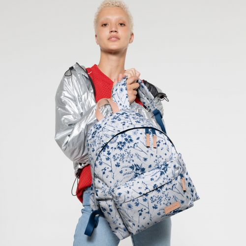 Padded Pak'r® Super Dreamy Blue Backpacks by Eastpak - view 2