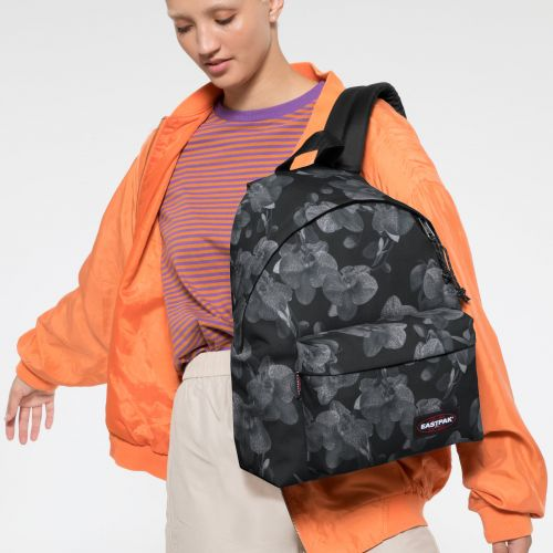 Padded Pak'r® Charming Black Backpacks by Eastpak - view 2