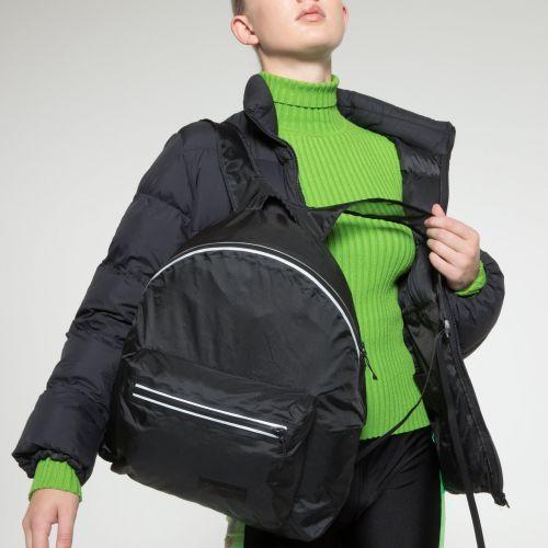 Padded Pak'r® Light Black Backpacks by Eastpak - view 2
