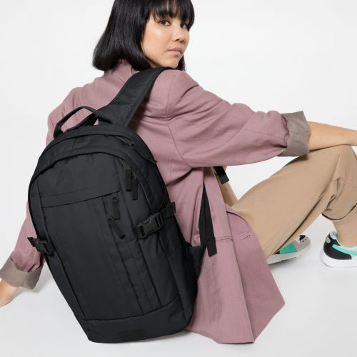 Extrafloid Black Backpacks by Eastpak - view 2