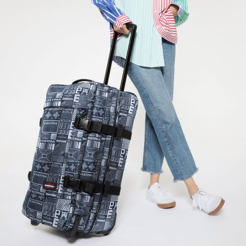 Tranverz M Bold Next Luggage by Eastpak - view 2
