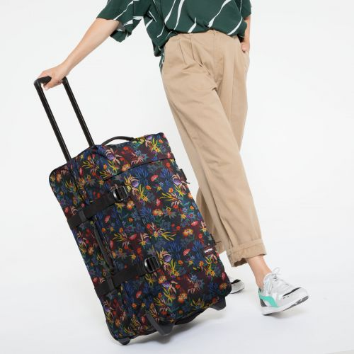 Tranverz M Trippy Blue Luggage by Eastpak - view 2