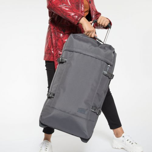 Tranverz M Constructed Mono Metal Luggage by Eastpak - view 2