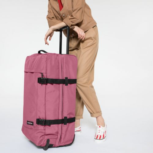 Tranverz L Salty Pink Luggage by Eastpak - view 2