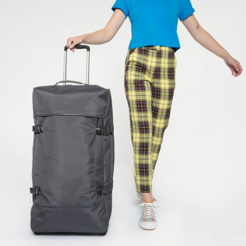 Tranverz L Constructed Mono Metal Luggage by Eastpak - view 2