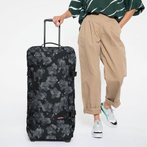 Tranverz L Charming Black Luggage by Eastpak - view 2